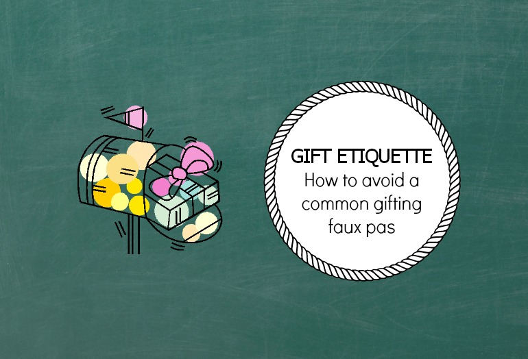 gift giving etiquette when dating Gifts when visiting a polish home it is typical to bring a small gift such as flowers, chocolates, sweets or wine for the hostess other gift giving occasions are birthdays, name days (the birth date of the saint they are named after) and christmas when it comes to giving presents to polish people there are some small things you should know.