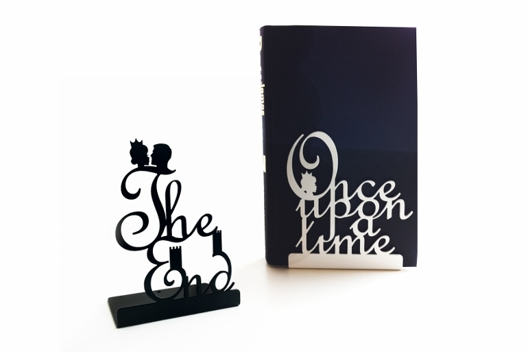 book ends make perfect presents for book lovers