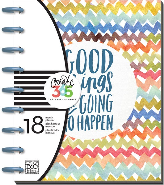 Make 2016 the best with this Happy Planner
