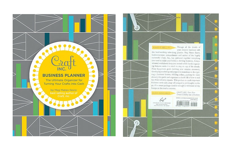 A business planner for creative, women entreprenuers