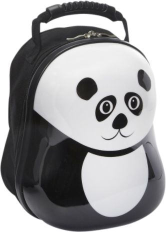 Make your child a better traveler on your next vacation with this cute panda backpack