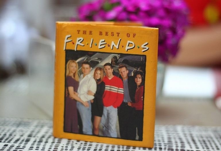 Friends Tv Show Quotes About Friendship Fascinating Friend Forever And Their Inspiring Quotes