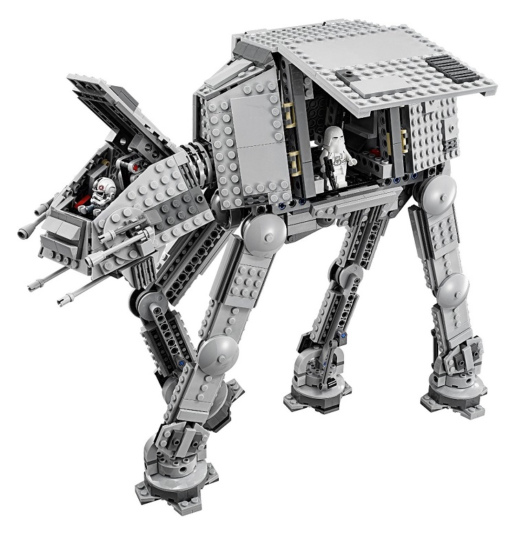 Lego products and games for Star Wars lovers