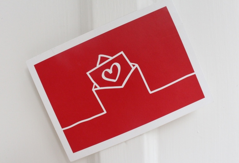 Send a postcard to your loved ones. They will love it.