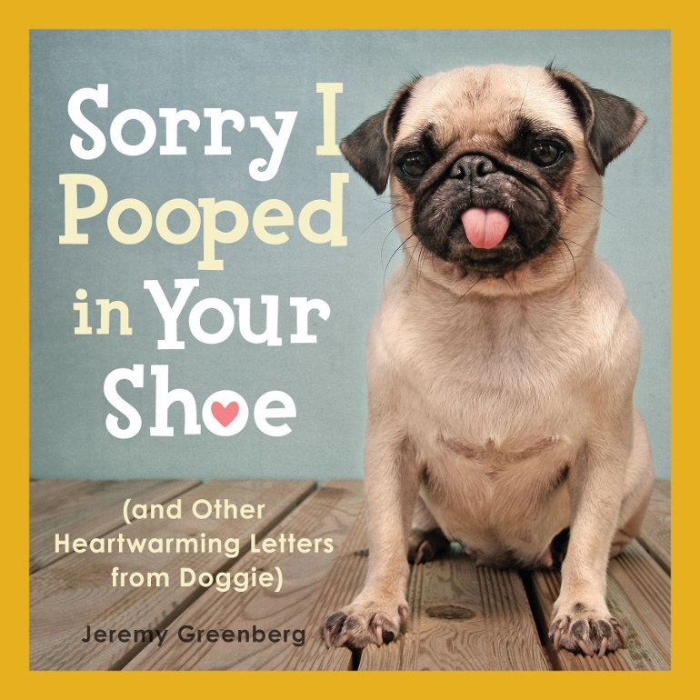 This dog book is hilarious! It's a perfect gift for dog lovers