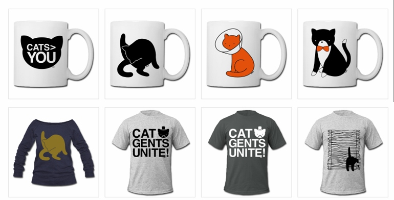 cat lovers, cat people and cat ladies will love these cat gifts.