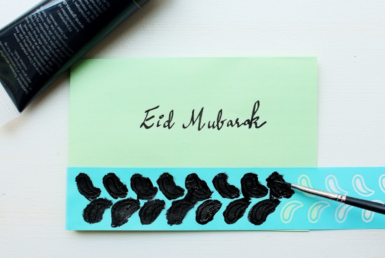 make your own Eid cards and greetings