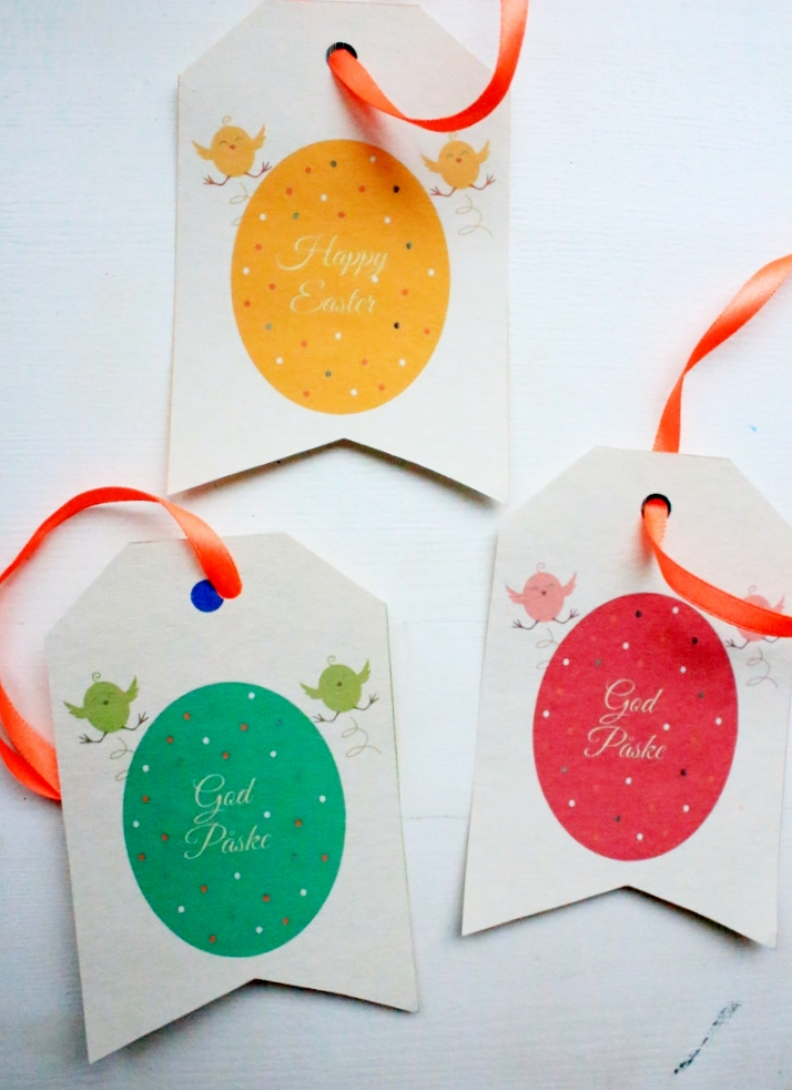 Diy easter gift tags get this free printable for easter gift tags negle