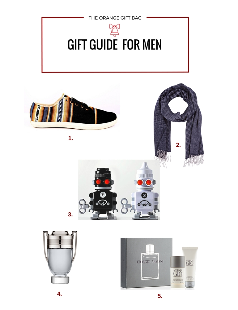 Men's gift guides gifts for boyfriends, gave til ham