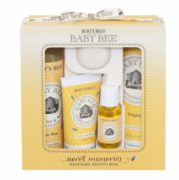 mothers day - Burt's Bees Baby Bee  Sweet Memories Gift