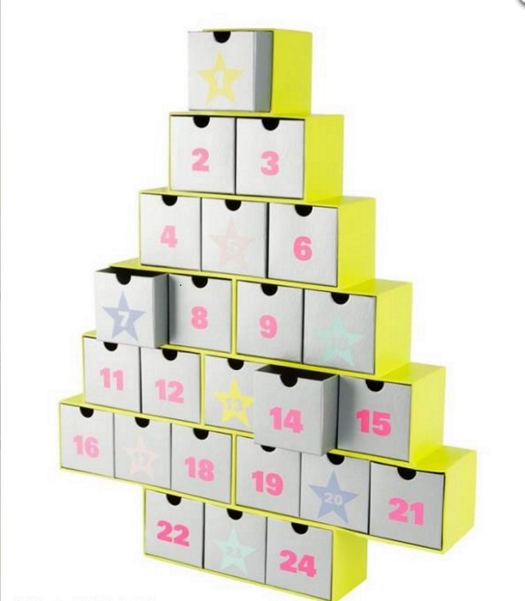 5 cute advent calendars from Denmark